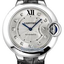 Cartier Ballon Bleu 33mm Сталь 33mm Cеребро