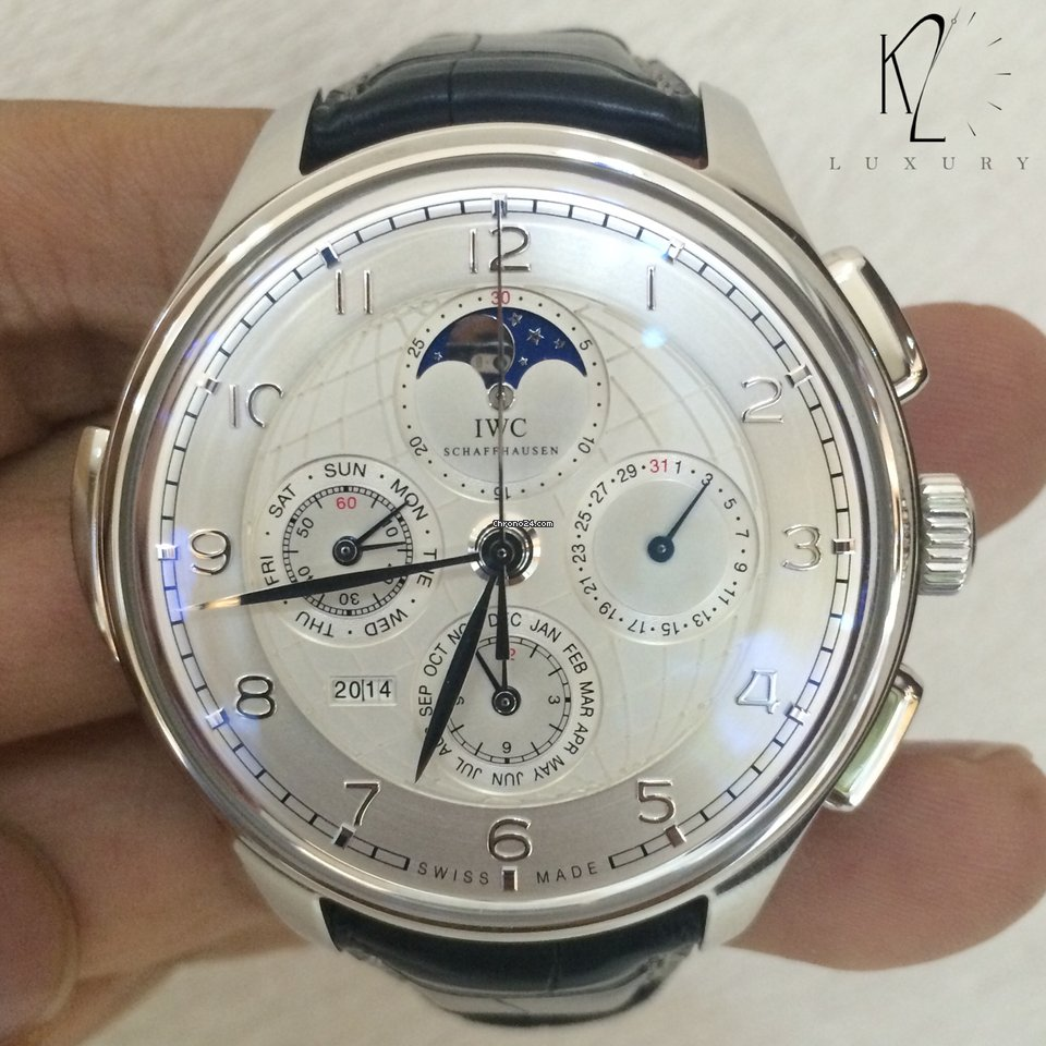 IWC Portuguese Grande Complication Minute Repeater Platinum for Price on  request for sale from a Trusted Seller on Chrono24 d0a612e8da