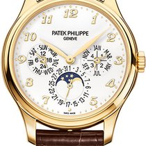 Patek Philippe Perpetual Calendar Yellow gold Champagne United States of America, New York, Brooklyn