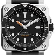 Bell & Ross BR 03 Steel 42mm Black United States of America, New York, Airmont