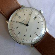 Junghans max bill Quarz nowość Kwarcowy Zegarek z oryginalnym pudełkiem i oryginalnymi dokumentami 041/4562.00