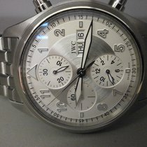 IWC Spitfire 3717-05 42mm S/s Day/date Chronograph