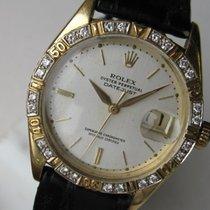 Rolex Datejust Turn-O-Graph Automatic Ref. 6609 18k Gold Rare