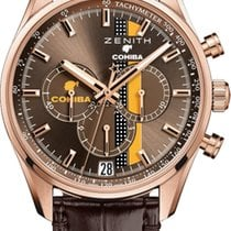 Zenith El Primero Chronomaster Rose gold 42mm United States of America, New York, Airmont