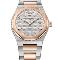 Girard Perregaux 80189-56-132-56A Gold/Steel 2020 Laureato 34mm new