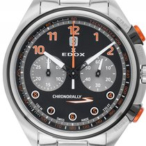 Edox Chronorally 08005 3NOM NOO new