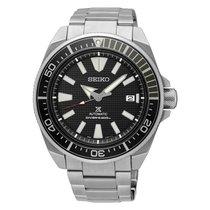 "Seiko Men's SRPB51K1 Prospex Diver's 200M ""Samurai"" Black Dial"