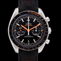 Omega Speedmaster Master Chronometer Chronograph Black...
