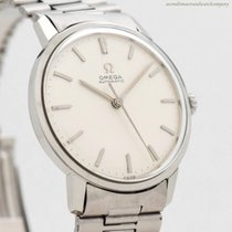 Omega 165.002 Steel 1963 34mm pre-owned United States of America, California, Beverly Hills
