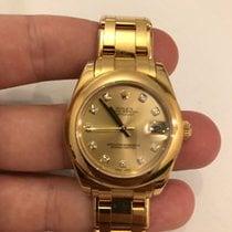 Rolex Pearlmaster Rolex Datejust Pearlmaster Gold/Diamonds 81208 2007 подержанные