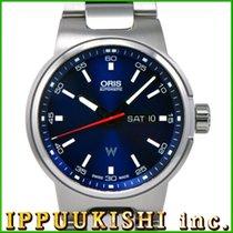 オリスBC4 ・中古・時計 (説明書付き)・42 x 45 mm・スチール