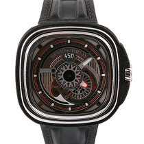 Sevenfriday Steel 50mm Automatic P3C/01 pre-owned UAE, Dubai