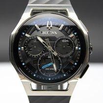 Bulova 98A161 Curv Chronograph Zaffiro High Performance Quartz