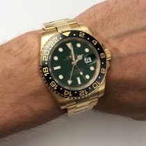 Rolex 116718LN Yellow gold GMT-Master II 40mm new United States of America, New York, NYC