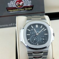 Patek Philippe 5712/1A-001 BLUE Nautilus NEU B & P Full Set...