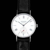 NOMOS Ludwig Neomatik 36.0mm White United States of America, California, San Mateo