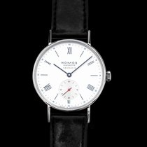 NOMOS Ludwig Neomatik new Automatic Watch with original box and original papers 282