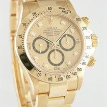 Rolex Daytona Жёлтое золото 40mm Цвета шампань
