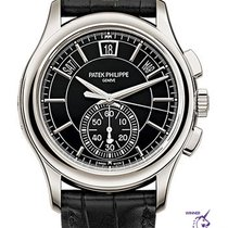 Patek Philippe Annual Calendar Chronograph new 2018 Automatic Chronograph Watch with original box and original papers 5905P-010