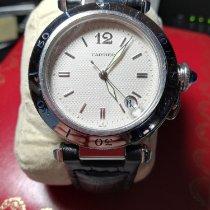 Cartier 38mm Automático usados Pasha (Submodel) Blanco