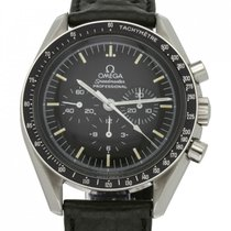 Omega Speedmaster Professional Moonwatch Acciaio 42mm Nero Italia, Roma