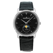 Jaeger-LeCoultre Master Ultra Thin Moon new Automatic Watch with original box and original papers Q1368470 or 1368470