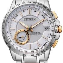Citizen Steel 44mm Quartz CC3004-53A new