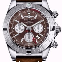 Breitling Chronomat 44 GMT AB042011/Q589-437X 2019 new