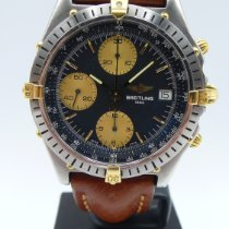 Breitling Gold/Steel 37mm Automatic B13047 pre-owned