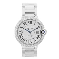 Cartier Ballon Bleu 36mm WE9006Z3 rabljen