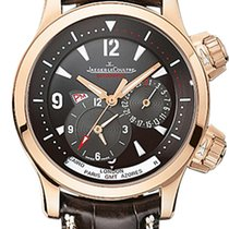 Jaeger-LeCoultre Master Compressor Geographic Ouro rosa 41,5mm