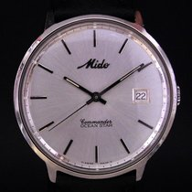 Mido Commander pre-owned