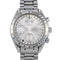 Omega Speedmaster Day Date Steel 39mm Silver United States of America, Pennsylvania, Southampton