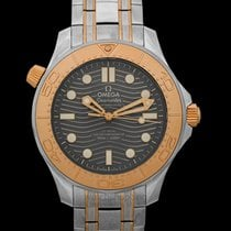 Omega Seamaster Diver 300 M 42mm Grey United States of America, California, San Mateo