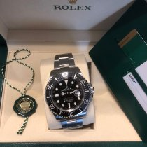Rolex Sea-Dweller Steel 43mm Red No numerals
