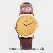 Omega De Ville Yellow gold United Kingdom, Guildford,Surrey