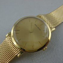 Movado Oro amarillo 32mm Cuerda manual usados