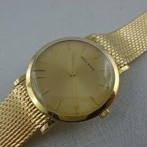 Movado Yellow gold 32mm Manual winding pre-owned