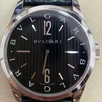 Bulgari Steel 37mm Quartz ST37S pre-owned Singapore, Singapore
