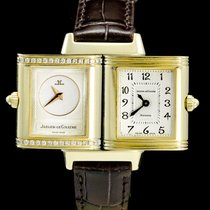 Jaeger-LeCoultre Reverso Duetto 266.1.44 2008 pre-owned