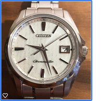 Citizen Titan 38,4mm Hvid Ingen tal