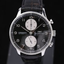 IWC Portuguese Chronograph IW371401 pre-owned