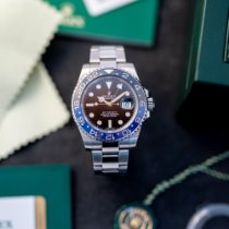 Rolex GMT-Master II 116710BLNR Très bon Acier 40mm Remontage automatique Belgique, Ghent