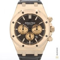 Audemars Piguet Rose gold 41mm Automatic 26331OR pre-owned