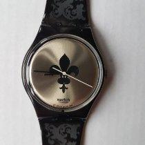 Swatch neu Quarz 34mm Kunststoff
