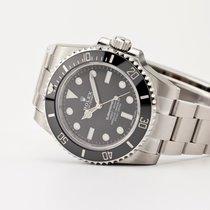 Rolex Submariner (No Date) Steel 40mm Black No numerals United States of America, New Jersey, Oradell