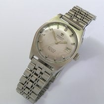 Tissot 34,5mm Automatic 1967 pre-owned Silver