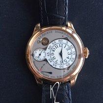 F.P.Journe Chronomètre Optimum in Rose Gold & Grey Dial