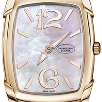 Parmigiani Fleurier Rose gold 29.5mm Quartz Kalpa new