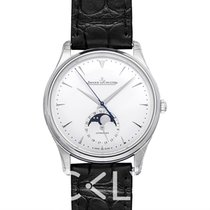 Jaeger-LeCoultre Master Ultra Thin Moon Stainless Steel -...